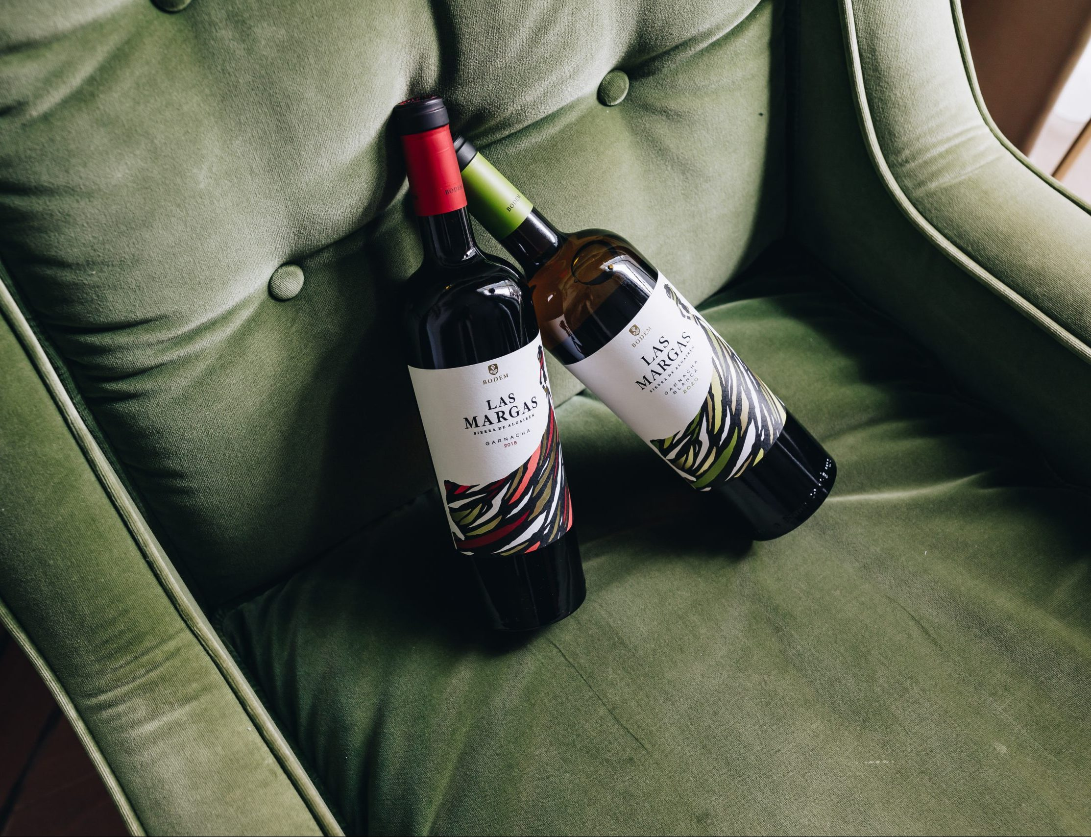 Axial Vinos | Spanish wines with Dutch roots | Mastering Garnacha